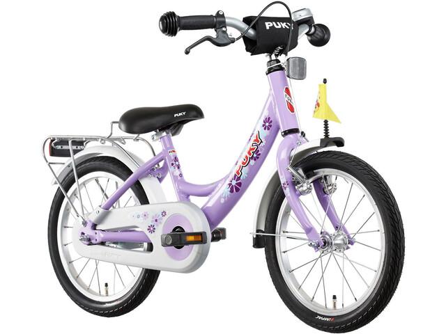 Puky ZL 16-1 Alu Børnecykel violet (2019) | City-cykler